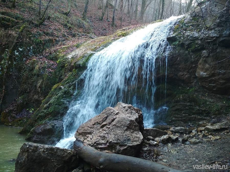 Водопады Руфабго в Адыгее (13)