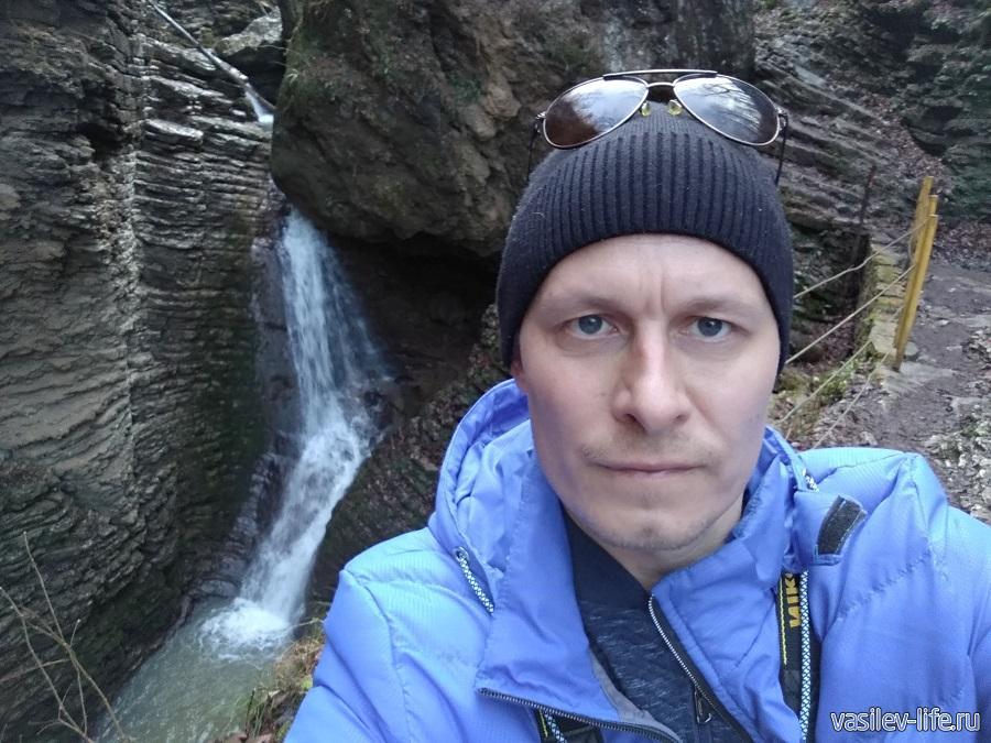 Водопады Руфабго в Адыгее (17)