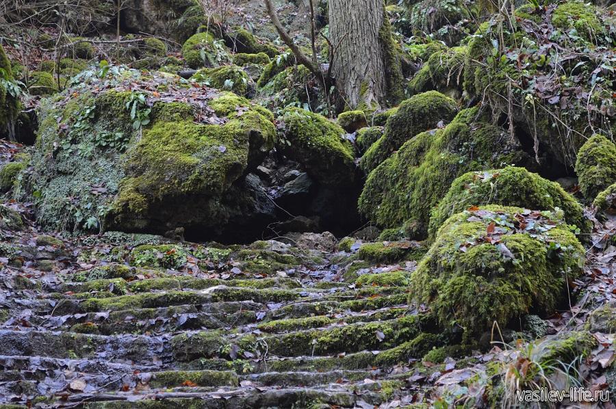 Водопады Руфабго в Адыгее (6)