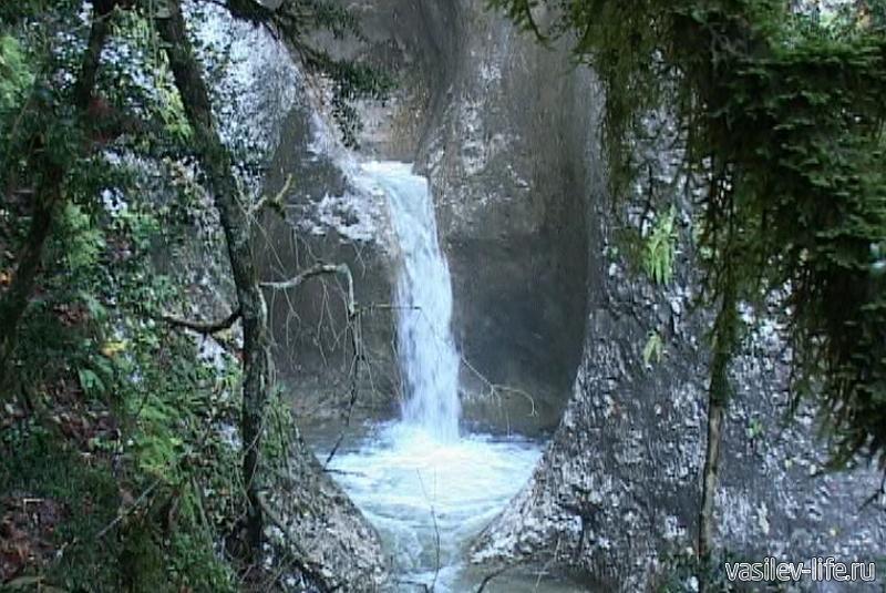 Водопады реки Матузка
