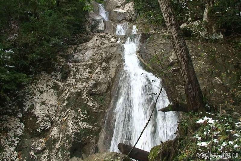 Водопады реки Матузка2