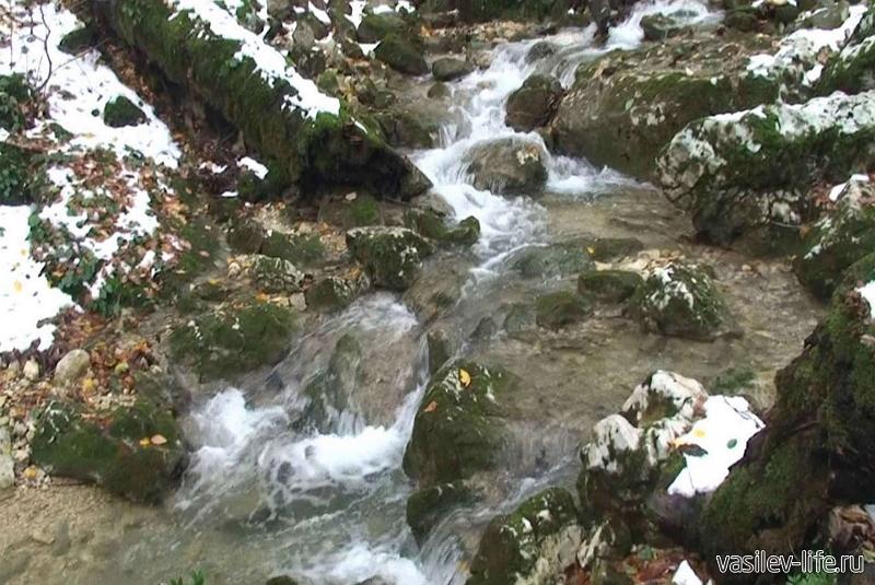 Водопады реки Матузка4
