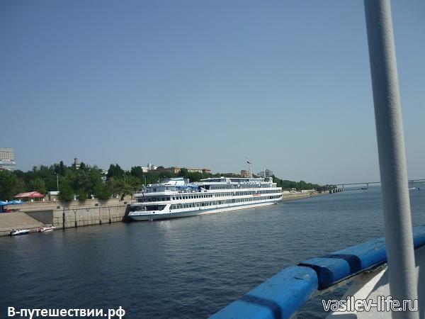 Волгоград.-Река-Волга