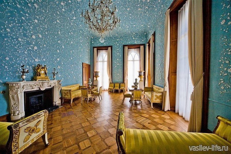 Воронцовский дворец внутри1