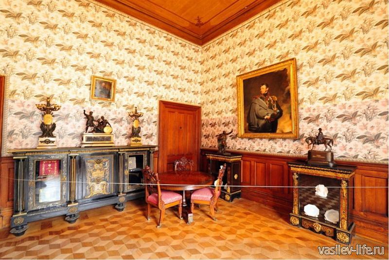 Воронцовский дворец внутри2