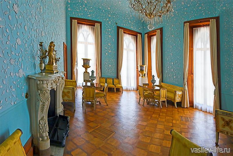 Воронцовский дворец внутри4