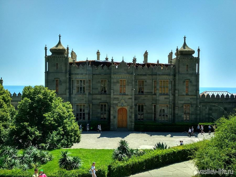 Воронцовский дворец в Алупке (16)