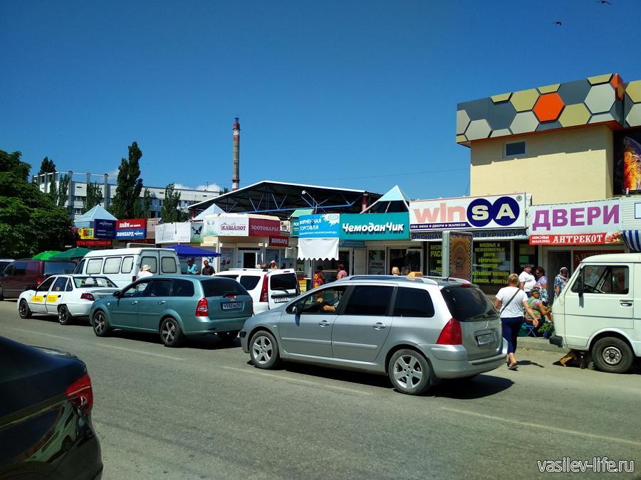 Вход в Крымский рынок