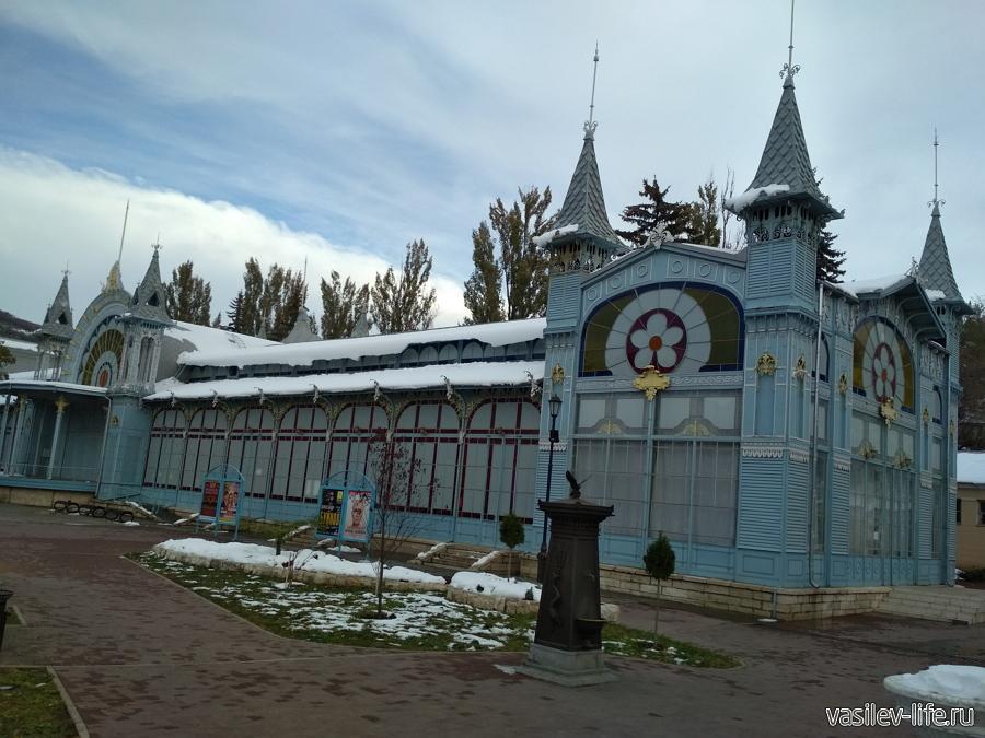 Галерея Лермонтова в Пятигорске