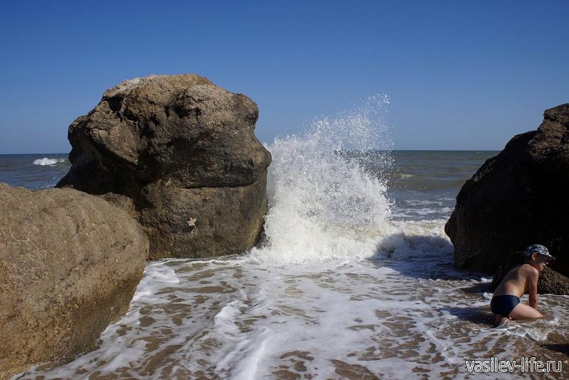 Генеральские пляжи в Керчи 7