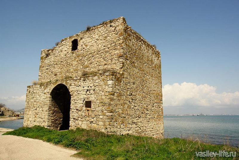 Генуэзская крепость Кафа 11