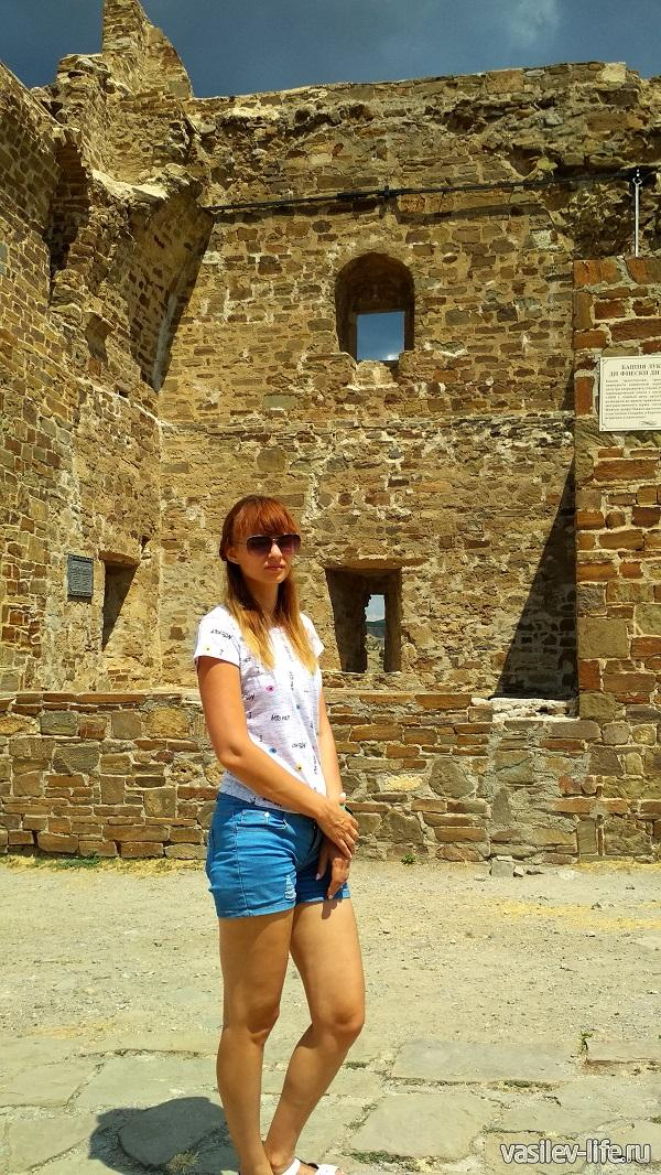 Генуэзская крепость, Судак 80 (15)