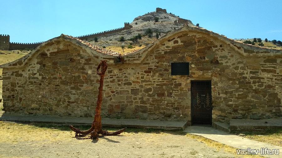Генуэзская крепость, Судак 80 (9)