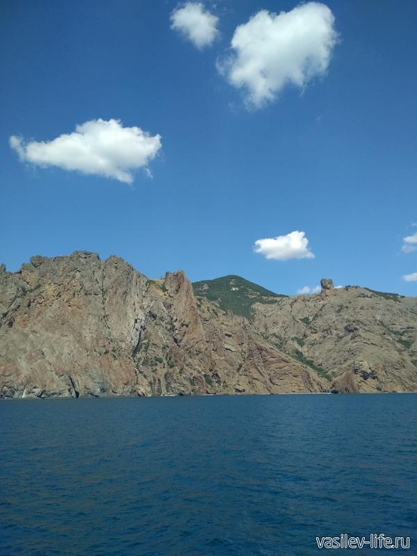 Гора Кара-Даг