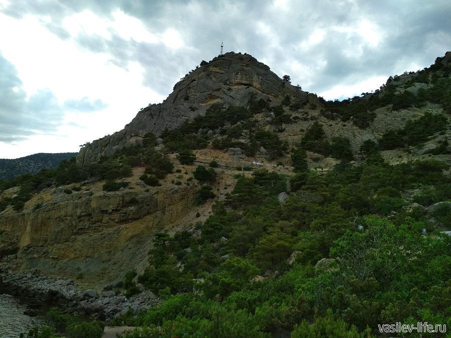 Гора Сокол (2)