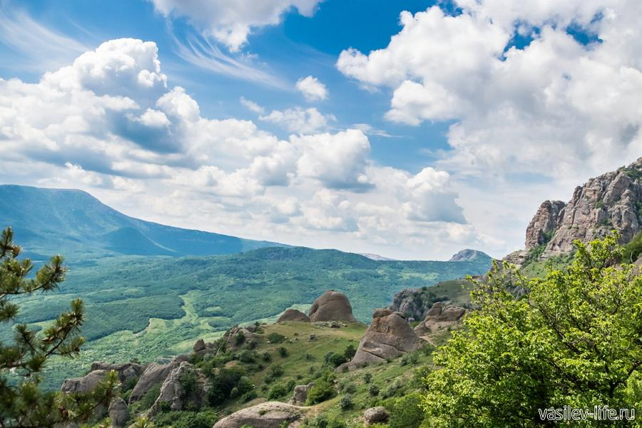 Гора Чатыр-Даг