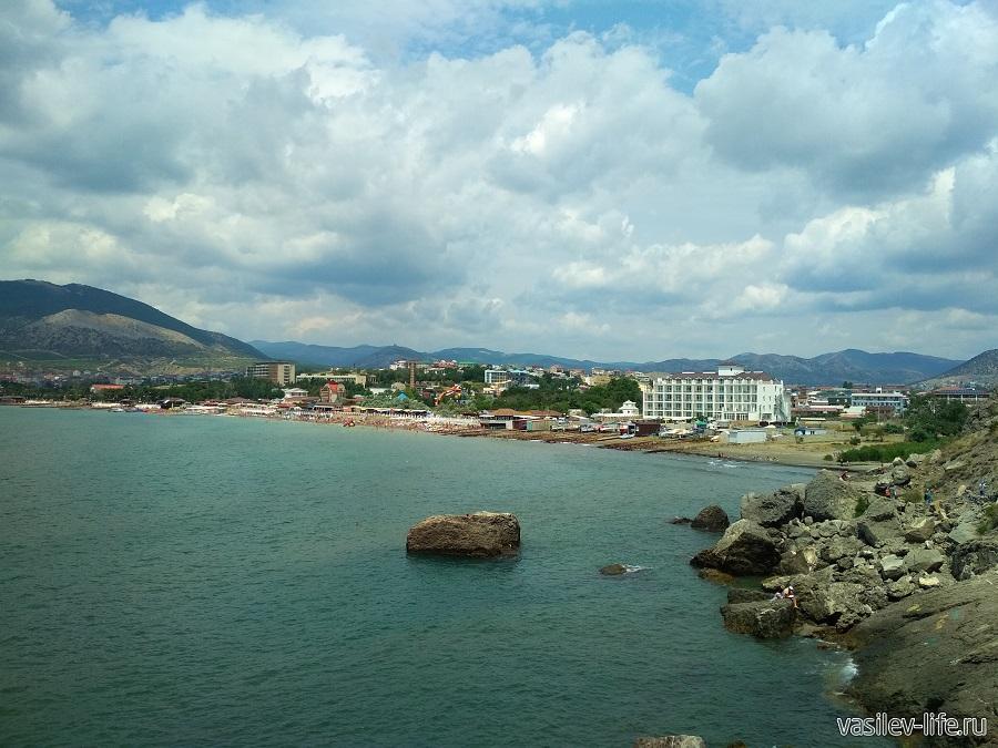 Гора и мыс Алчак-Кая в Судаке (тропа здоровья) (10)