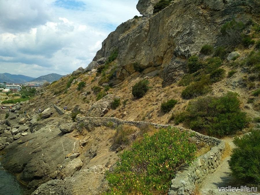 Гора и мыс Алчак-Кая в Судаке (тропа здоровья) (11)