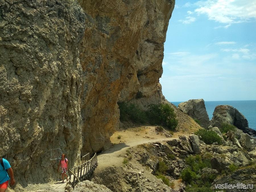 Гора и мыс Алчак-Кая в Судаке (тропа здоровья) (16)