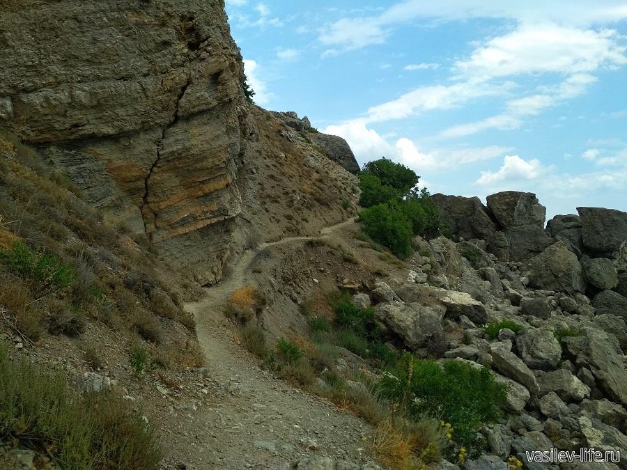 Гора и мыс Алчак-Кая в Судаке (тропа здоровья) (25)