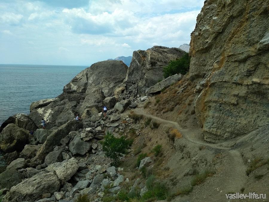 Гора и мыс Алчак-Кая в Судаке (тропа здоровья) (26)