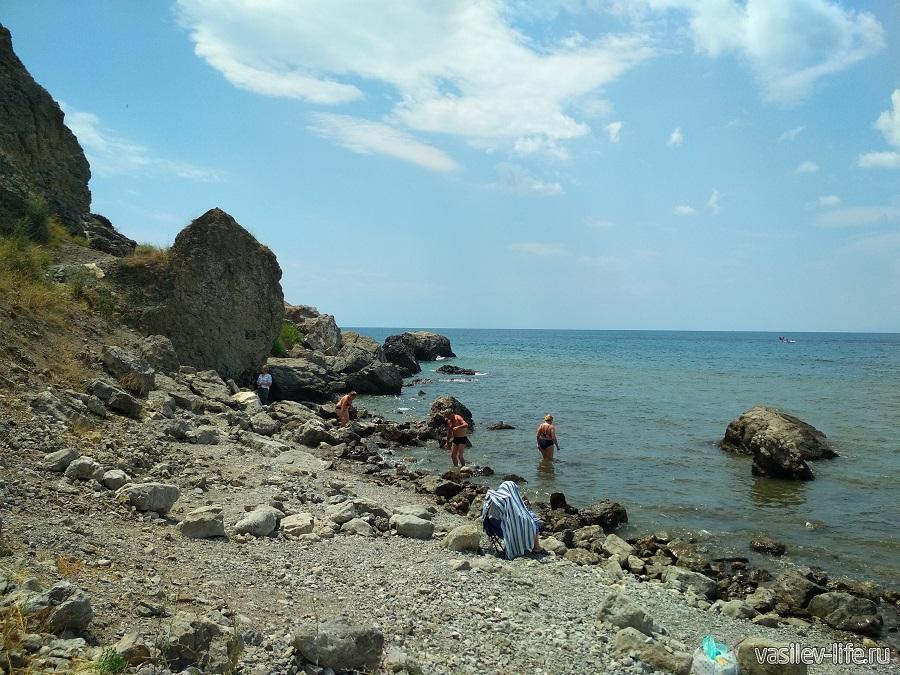 Гора и мыс Алчак-Кая в Судаке (тропа здоровья) (5)