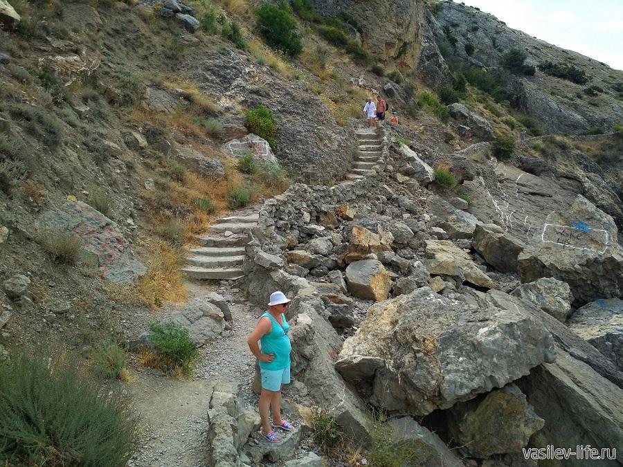 Гора и мыс Алчак-Кая в Судаке (тропа здоровья) (7)