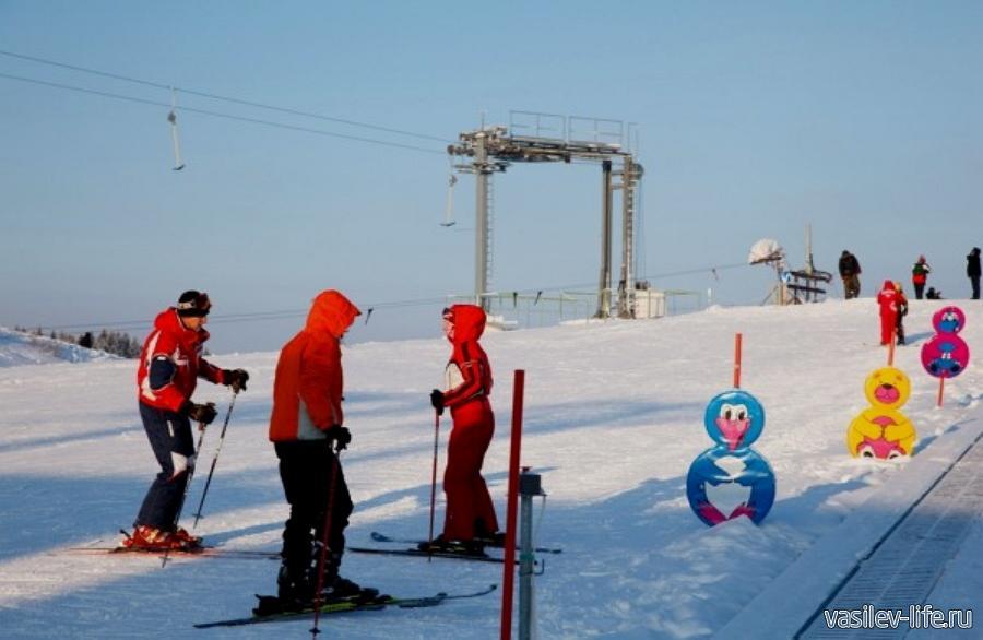Горнолыжный клуб Тягачева