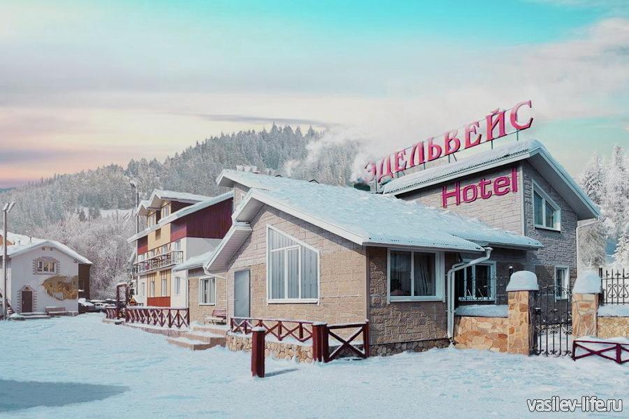 Горнолыжный курорт «Абзаково», отель
