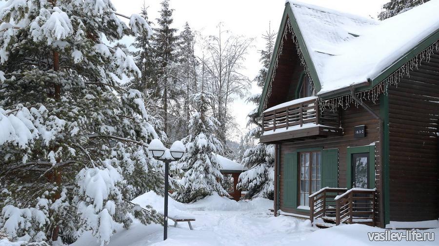 Горнолыжный курорт «Буковель», отель