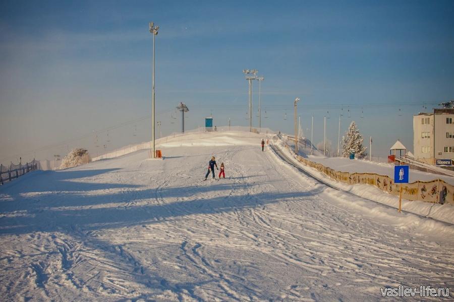 Горнолыжный курорт «Волен»
