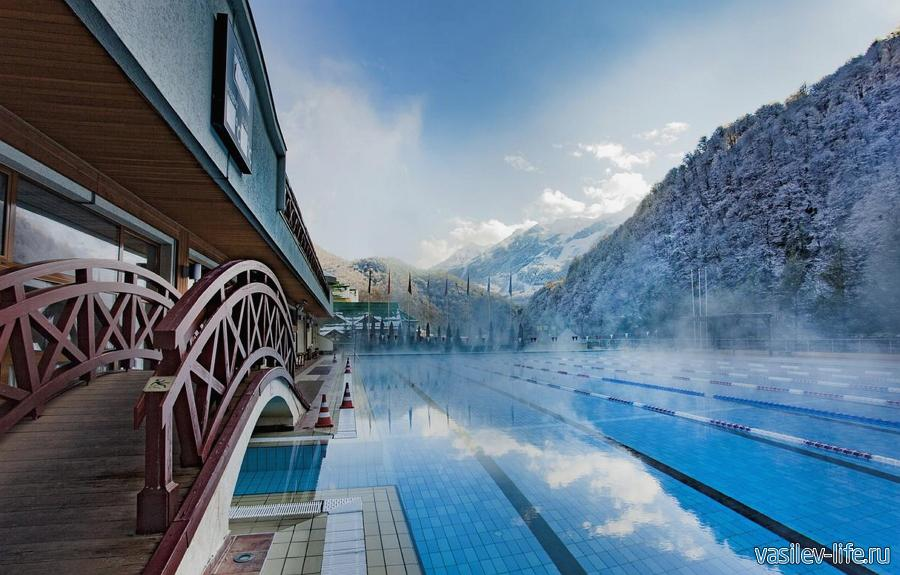 Горнолыжный курорт «Газпром»