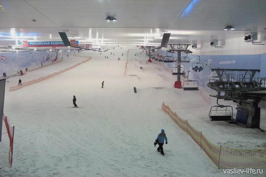Горнолыжный курорт «Снеж.ком»