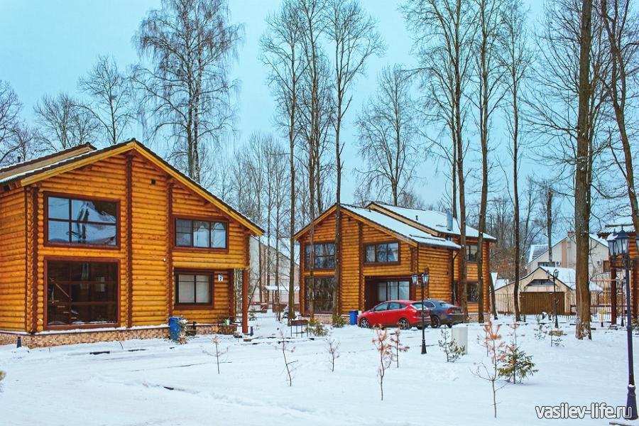 Горнолыжный курорт «Степаново», коттеджный отель