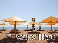 Городской пляж «СанДали»