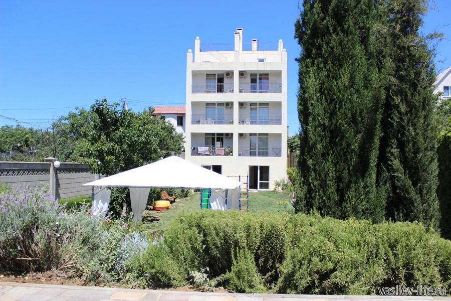 Гостевой дом «Каскад»