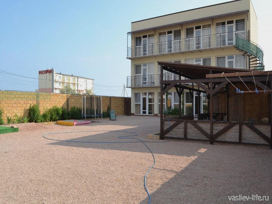 Гостевой дом «На берегу», Поповка