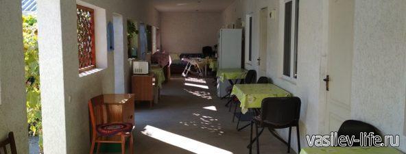 Гостевой дом в Межводном (Виноградная 19) (7)