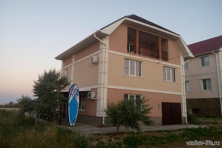 Гостевой дом на Морской