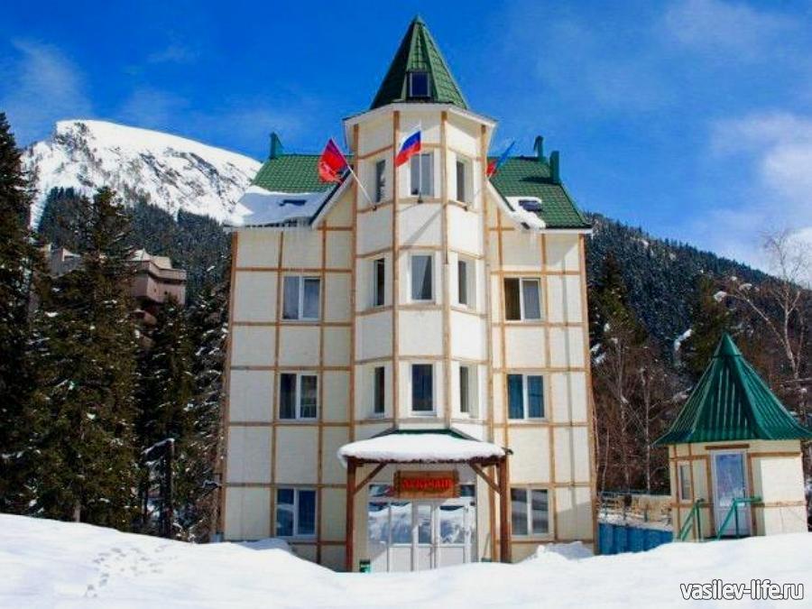 Гостиница «Арючат»