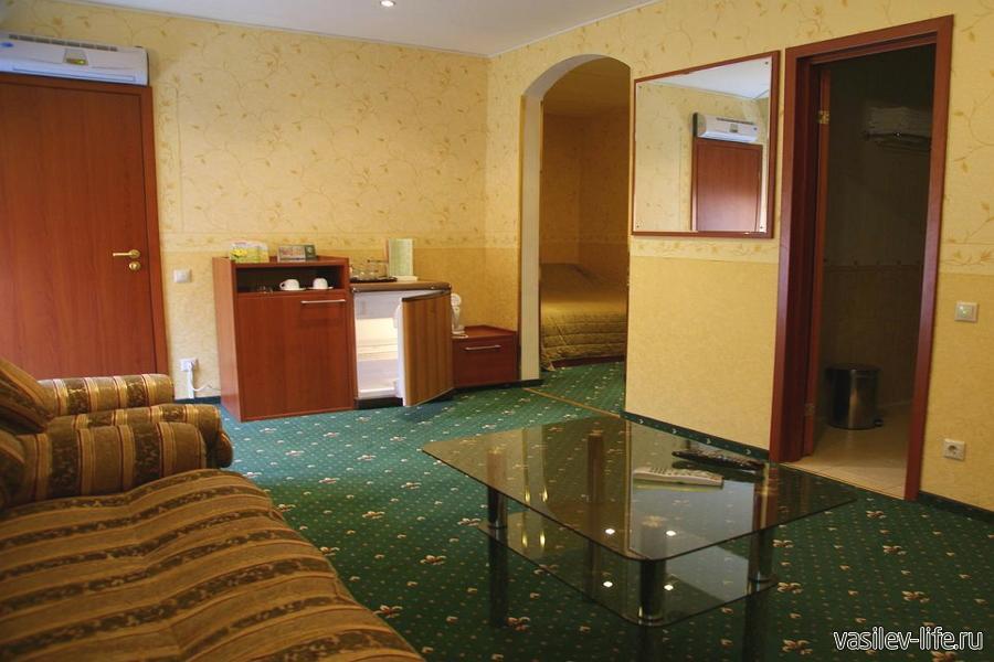 Гостиница «Грин», Подольск