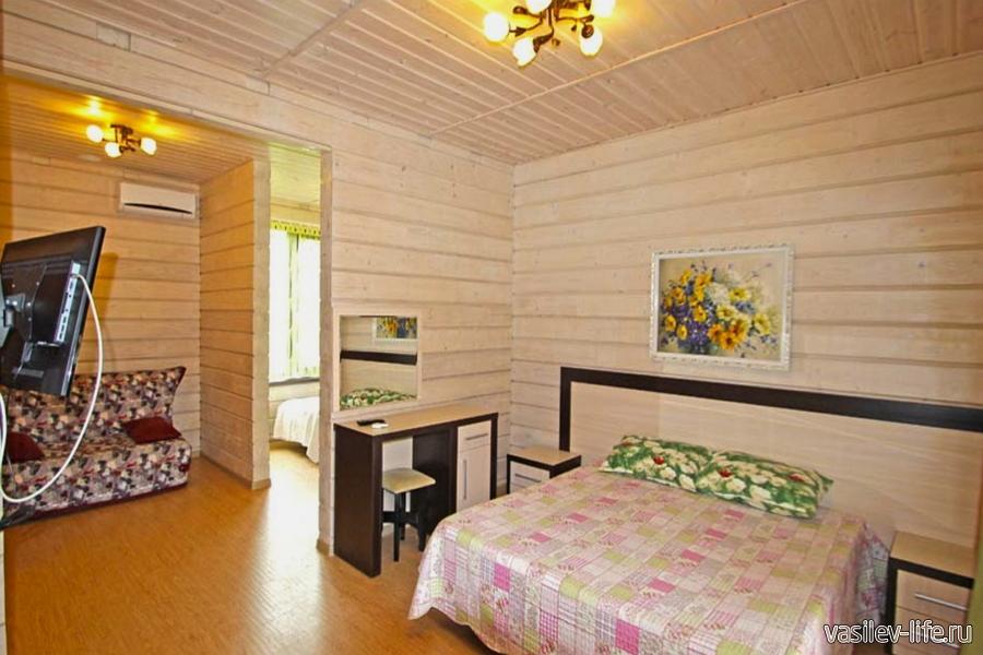 Гостиница «Журавли», Анапа