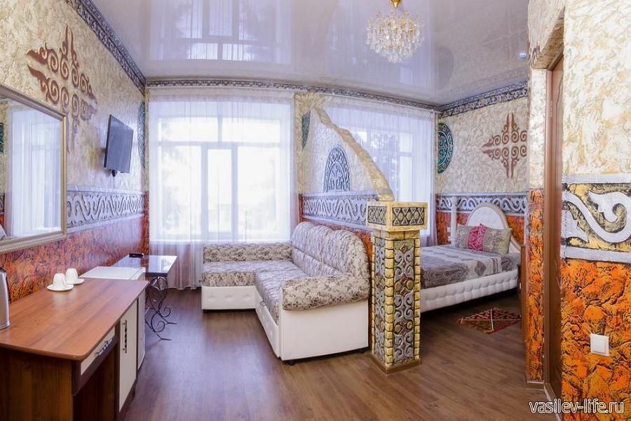 Гостиница «Инсар»