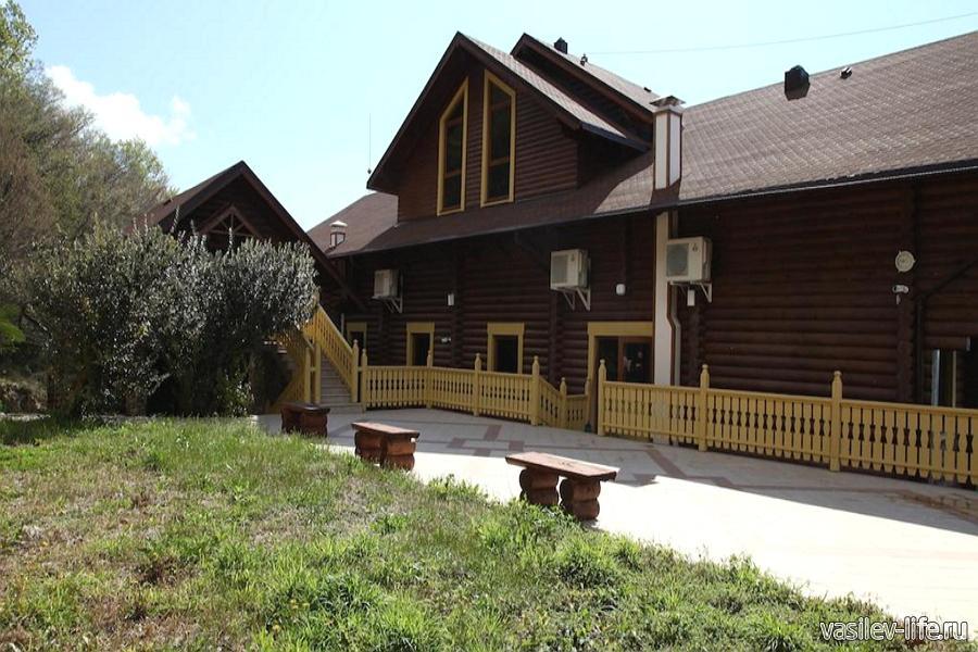 Гостиница «Villa Akvavizi», Гагра