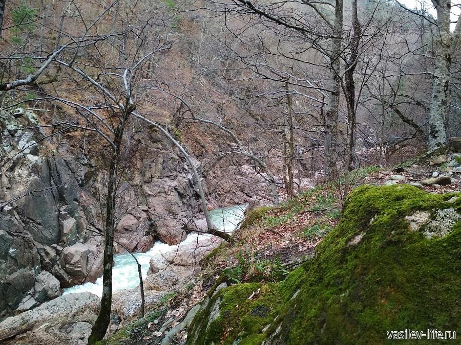 Гранитный каньон в Адыгее (11)