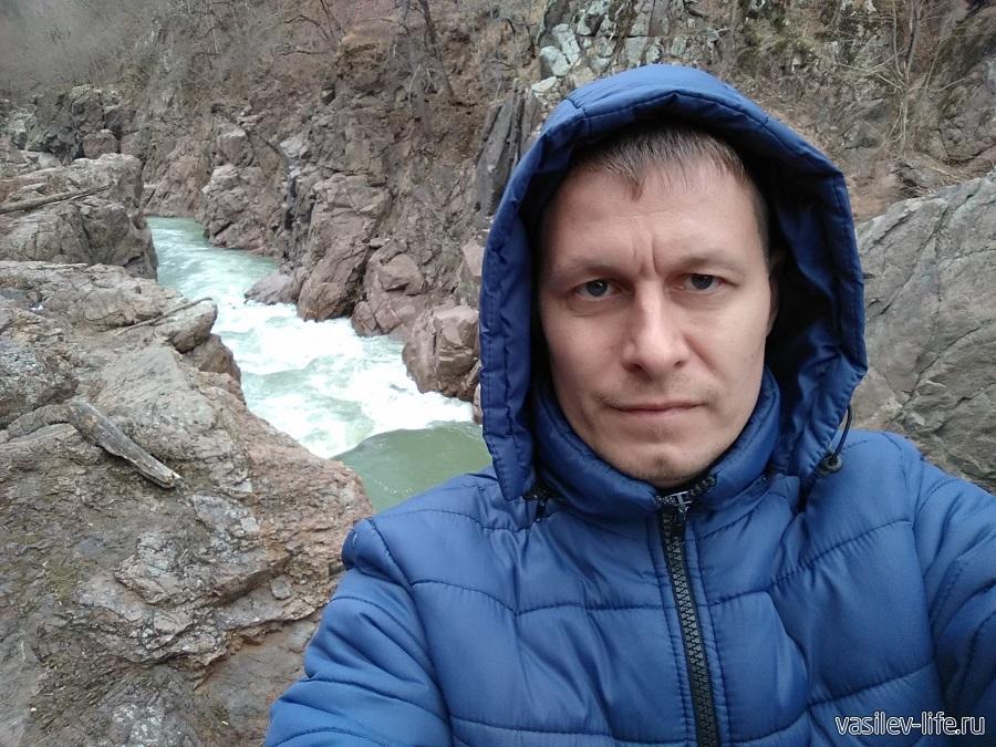 Гранитный каньон в Адыгее (9)