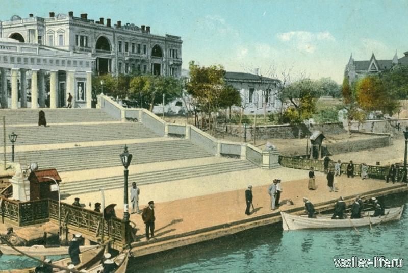 Графская пристань, Севастополь (архив)