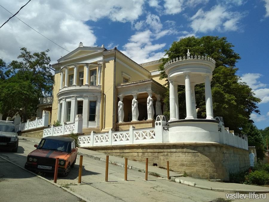 Дача Милос - Феодосия