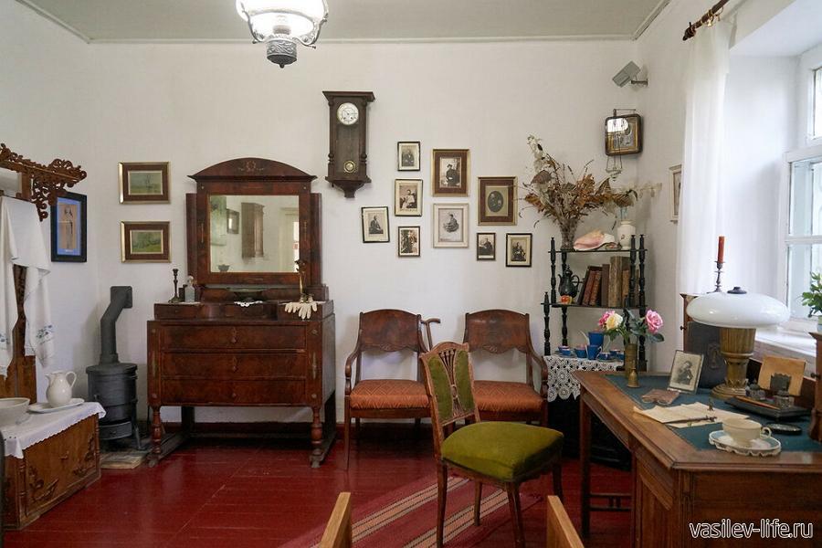 Дача музей Чехова в Гурзуфе