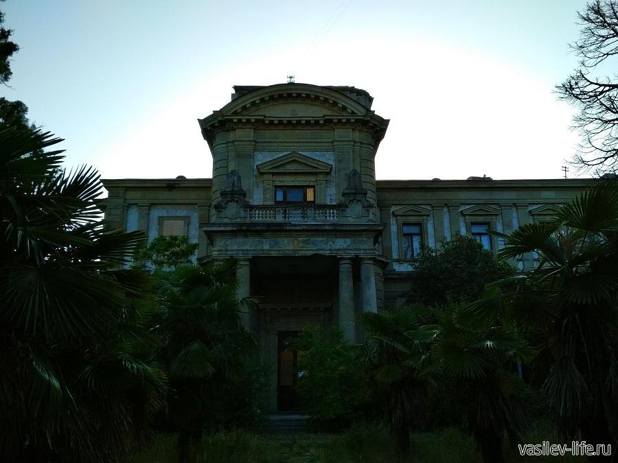 Дворец Мордвинова в Ялте (3)